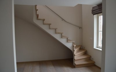 Ives Gijsels Interieur - Trappen